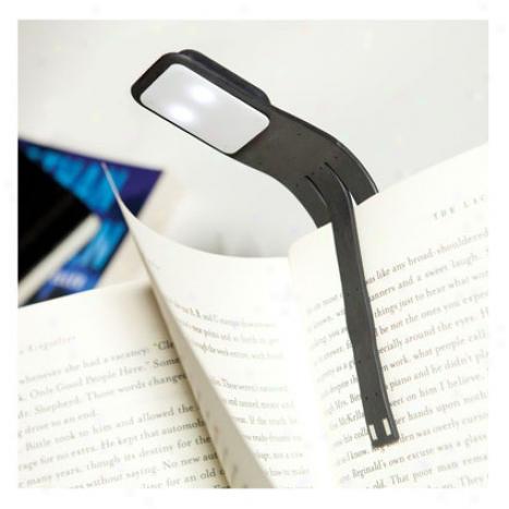 Recnargeable Book Light By Moleskine