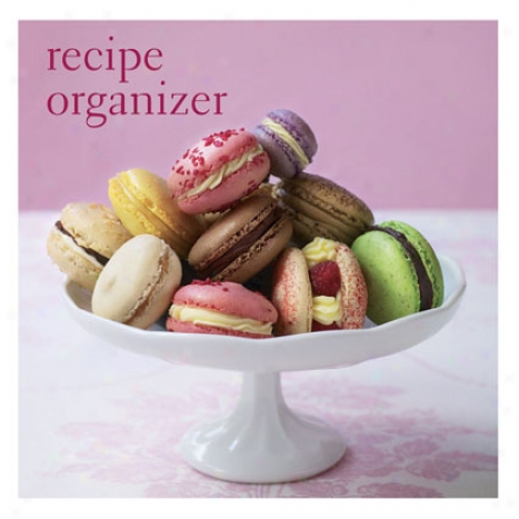 Recipe Organizer By Ryland, Peters, & Small