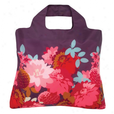 Reusable Bag At Envirosax - Bloom Purple B2