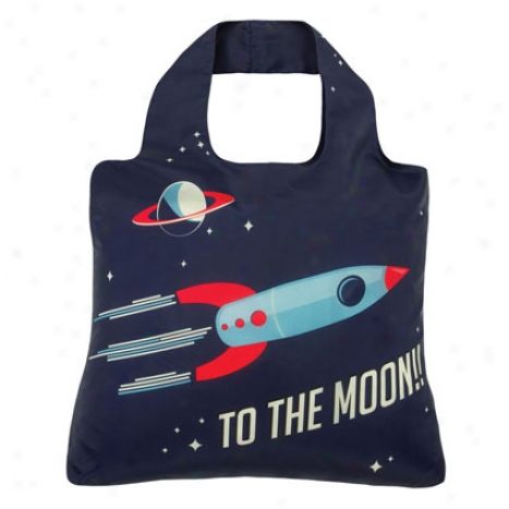 Reusable Bag By Envirosax - Kids To hTe Moon B13
