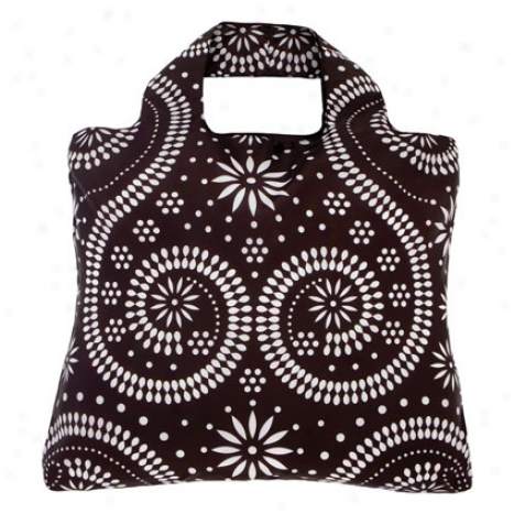 Reusable Bag By Envirosax - Midnight Safari Henna Designs B4