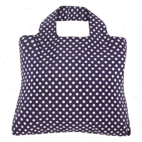 Reusable Bag By Envirosax - Oasis Polka Dot B3