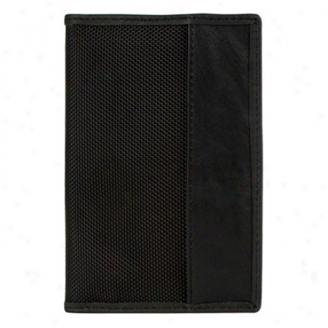 Rfid Blocking Passport Case -  Black
