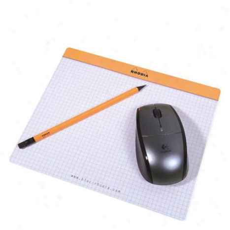 Rhodia Mouse Pad By Rhodia