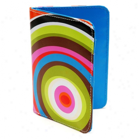 Ring Passport Cover By Tepper Jackson