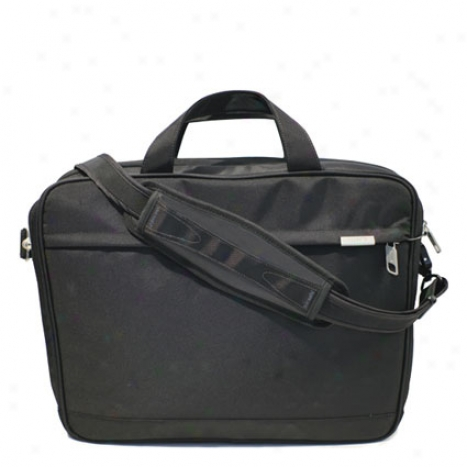 Scansafe Checkpoint Friendly 15.4 Inch Laptop Brief By Pacsafe - Black