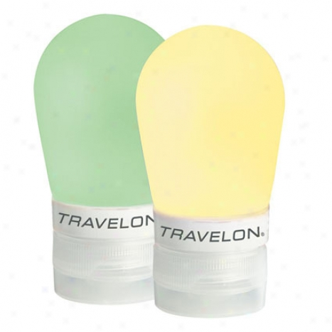 Set Of 2 Smart Tubes 2 Oz - Green/yellow