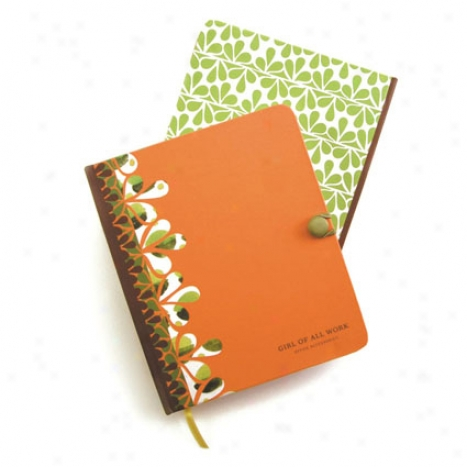 Seville Orange Journal By Girl Of All Work