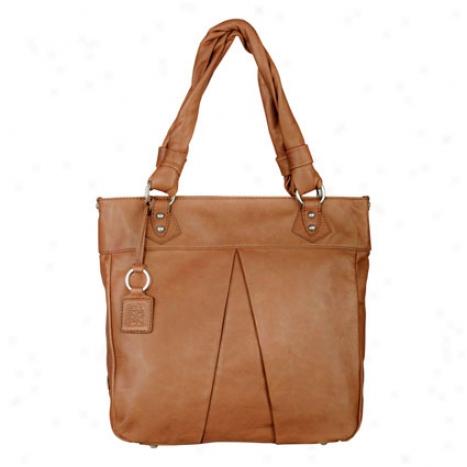 Simone Tote By Ellington Handbags - Cognac