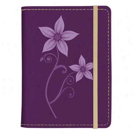 Soft Flip Notes Folio By Wellspring - Dogwood