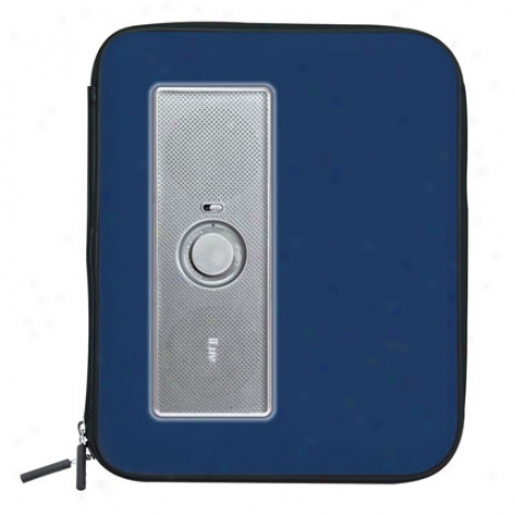 Speaker Case In quest of Ipad 2 (others) By Iluv - Blue