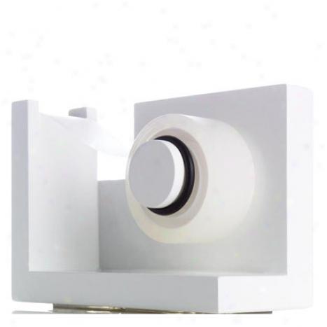 Stikit Tape Dispenser By Design Ideas - White