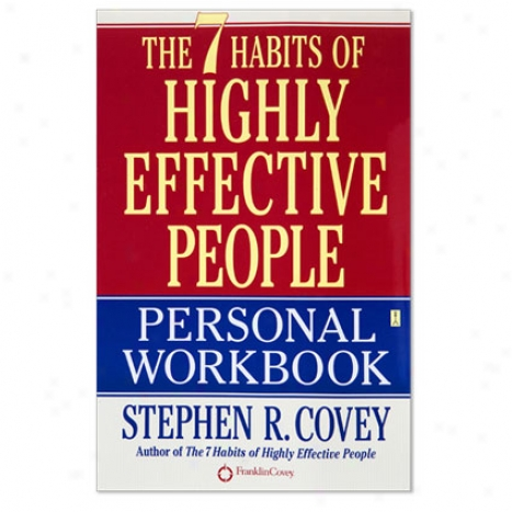 The 7 Habits Of Highly Effective Tribe Corporal Workbook