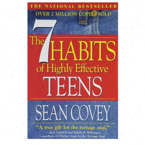The 7 Habits Of Highly Effective Teens - Softcover
