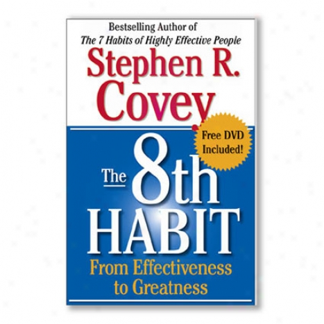 The 8ht Habit - Hardcover