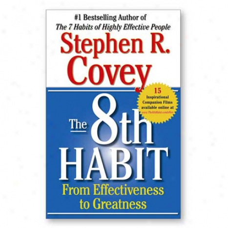 The 8th Habit - Softcover