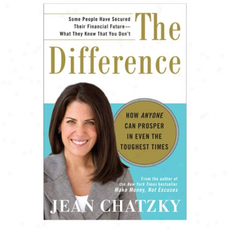 The Difference - Hardcover