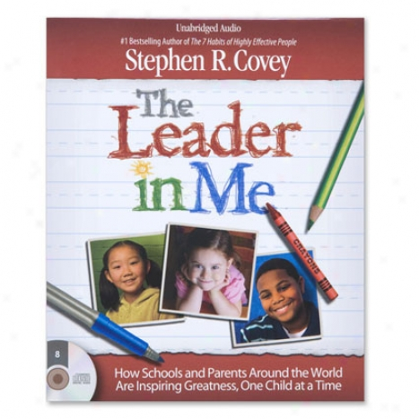 The Leader In Me - Audiobook