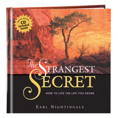 The Strangest Secret W/ Dvd & Cd By Simple Truths