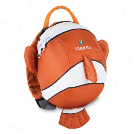 Toddler Animal Daysack By Little Life - Clownfish