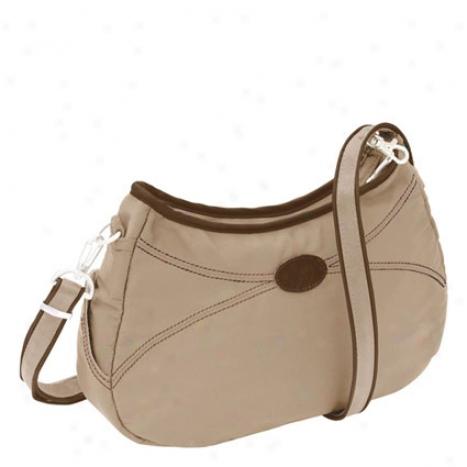 Toursafe Petite Handbag By Pacsafe - Taupe