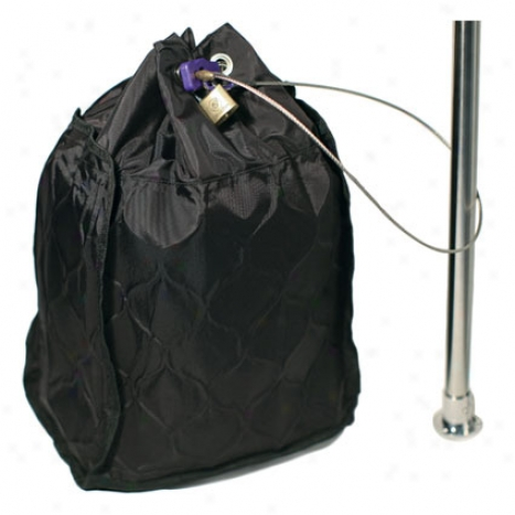 Tra\/elsafe 20l Portable Safe & Bag Insert By Pacsafe - Black