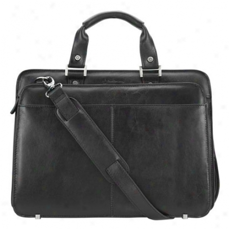 Tyson Laptop Bag - Black