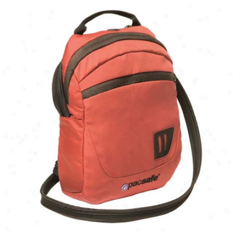 Venturesafe 200 Consolidate Travel Bag By Pacsafe - Tabasco