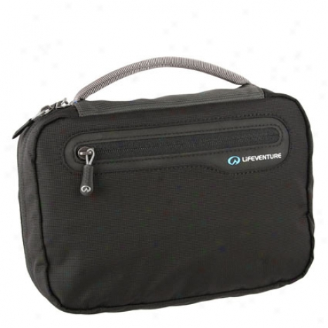 Wash Bag Small By Life Venture  - Negro