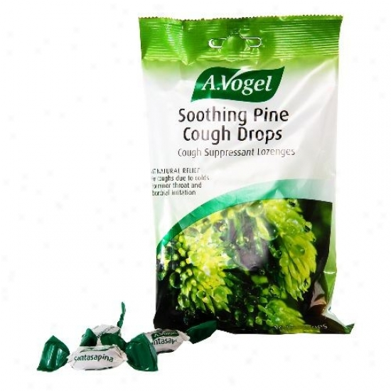 A. Vogel Cough Drops Soothing Pine 16ct