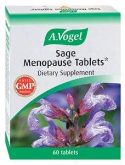 A. Vogel Sage Menopause Tablets 60tabs