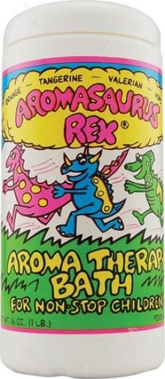 Abra Therapeutic's Bath Aromasaurus Rex 16oz