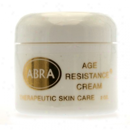 Abra Therapeutic's Cream Age Resistance 2oz