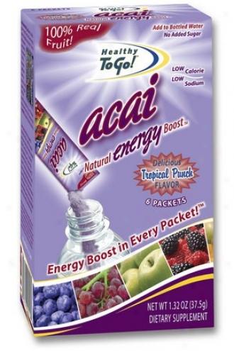 Acai Energy 6 Packs