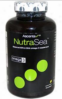 Acenta's Nutra Ocean Lemon Flavor 120 Softgels
