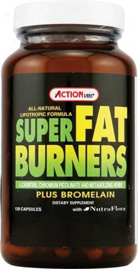 Action Labs Super Fat Burners 120caps