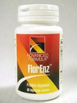 Advanced Formula Enzyme's Fl0renz 60vcaps