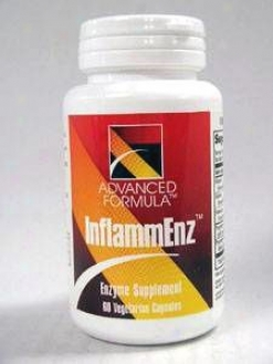 Advanced Formula Enzyme's Inflammenz 60 Vcaps