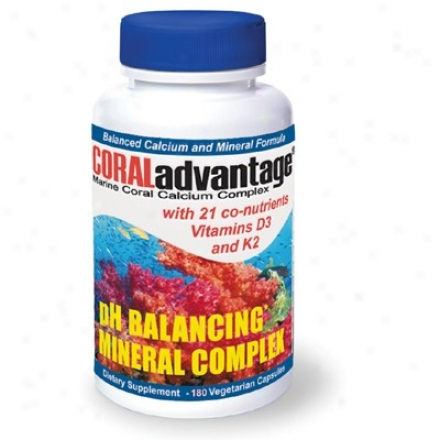 Advanced Nutritional Innovation's Coraladvantage 180vcaps