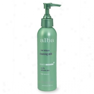 Alba's Advanced Wave Lettuce Cleansing Milk 6oz