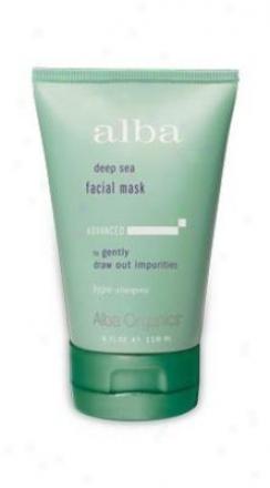 Alba's Facial Mask Deep Wave 4oz