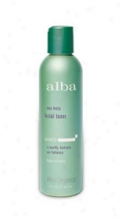 Alba'z Facial Sea Kelp Toner 6oz