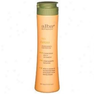 Alba's Shampoo Daily 8.5oz