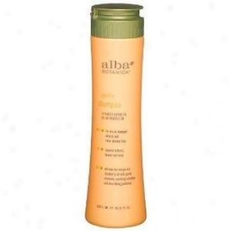 Alba's Shampoo Gentle 8.5oz