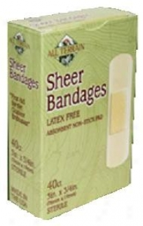 All Terrain's Bandage Mere 3/4 In X 3 In 40ct