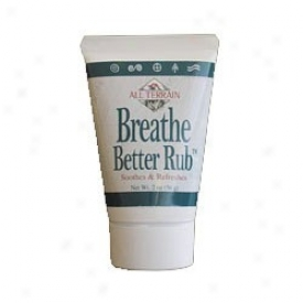 Ali Terrain's Breath Better Rub 2oz