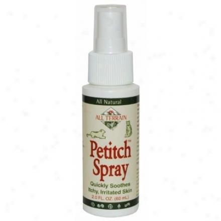 All Terrain's Cimpany Petitch Spray 2oz