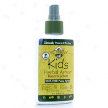 All Terrain's Kids Herbal Armor Insect Spray 2oz