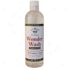 All Terrain's Wonder Wash Fragrance Free 12oz