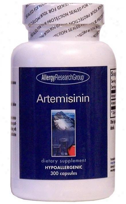 Allergy Research's Artemisinin 100 Mg 300 Caps